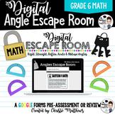 Angle Digital Escape Room