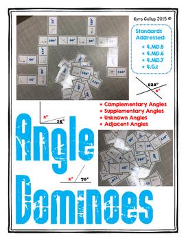 Angles Domino Game