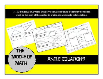Angle Equations