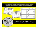 Angle Equations Circuit