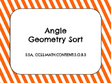 Angle Geometry Sort 5.5A