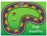 Angle Grand Prix - A 2-Player Game to Classify Angles