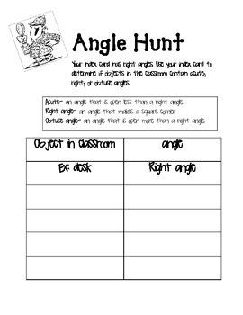 Angle Hunt