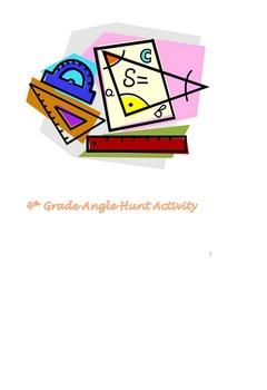 Angle Hunt Activity