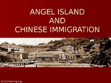 Angle Island & Chinese Immigrants