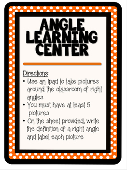 Angle Learning Center
