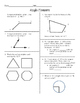Angle Measure Study Guide or Assessment