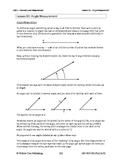 Angle Measurement (Lesson 32 of 61)