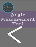 Geometry Angles: Measurement Tool