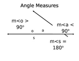 Angle Measures