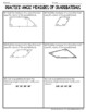 Angle Measures of Quadrilaterals Notes