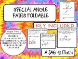Angle Pair Foldable