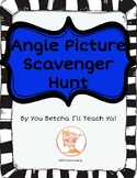 Angle Picture Scavenger Hunt