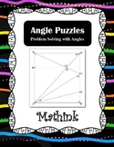 Angle Puzzles