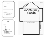 Angle Relationship Flash Cards