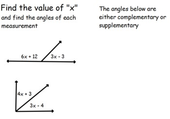 Angle Relationship Lesson (ActivInspire)