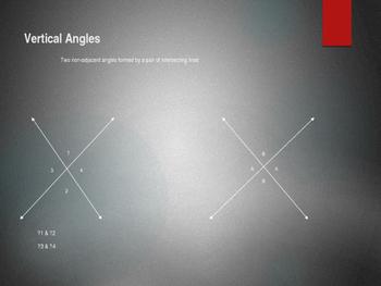 Angle Relationships
