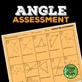 Angle Relationships Worksheet
