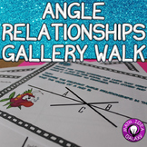 Angle Relationships Gallery Walk