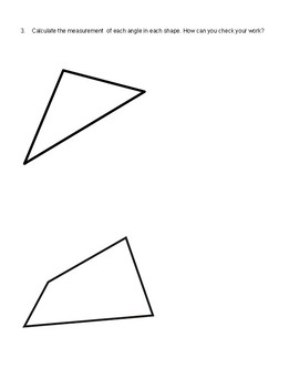 Angle Review Quiz