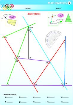 Angle Rules-2