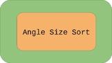 Angle Size Sort