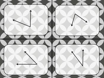 Angle Sort and Matching/Memory Game