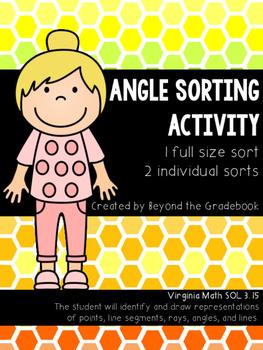 Angle Sorting Activity