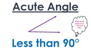 Angle Tangle Game - Acute,
