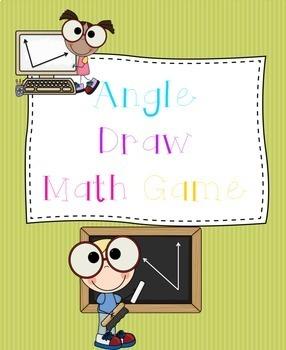 Angle Tangle Math Game