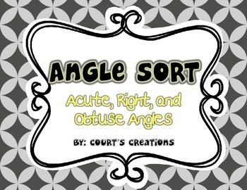 Angle and Line Sort Bundle