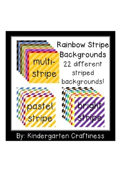 Angled Stripes Backgrounds