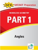 Angles - 14 pages 84 questions with answer key