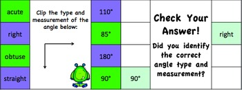 Measuring Angles Task Cards {4.MD.6}