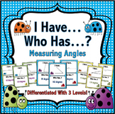 Measuring Angles Game {4.MD.6}