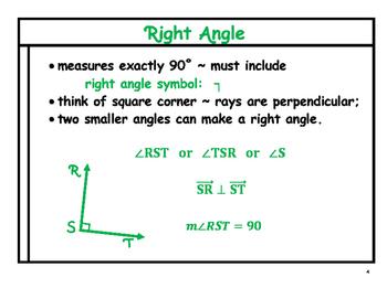 Angles:  24 Mini-Posters
