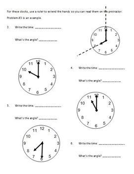 Angles, Arcs, and Circles