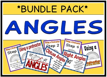 Angles (BUNDLE PACK)