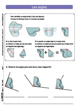 Angles CM1-CM2 avec correction