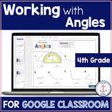Measuring Angles Digital Activity Distance Learning