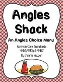 Angles Choice Menu