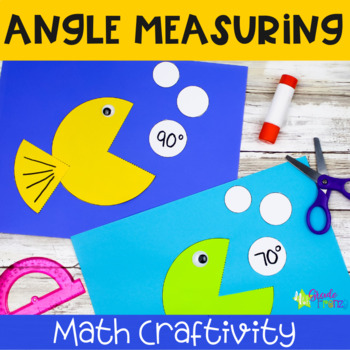 Angles Craftivity