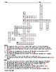 Angles Crossword Puzzle