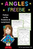 Angles - FREEBIE - Sort and Measure