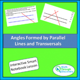 Geometry - Angles Formed by Parallel Lines and Transversals
