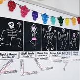 Angles - Halloween Q-Tips Skeletons