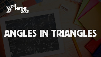 Angles In Triangles - Complete Lesson