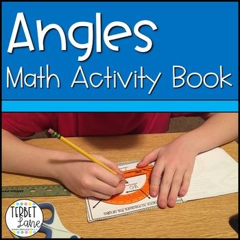 Angles Math Activity Book
