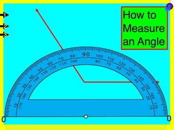 Angles: Measuring and Drawing