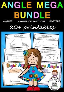 Angles MEGA Bundle – 80+ printables